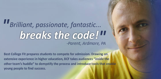 Brilliant, passionate, fantastic... breaks the code!